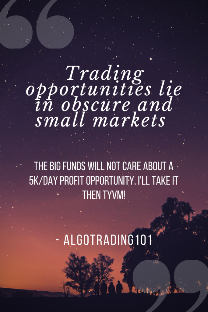 Poster: Quantitative Trading Strategies
