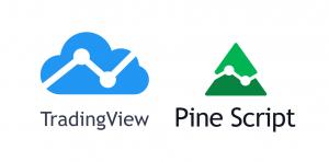 Logo of TradingView and Pine Script