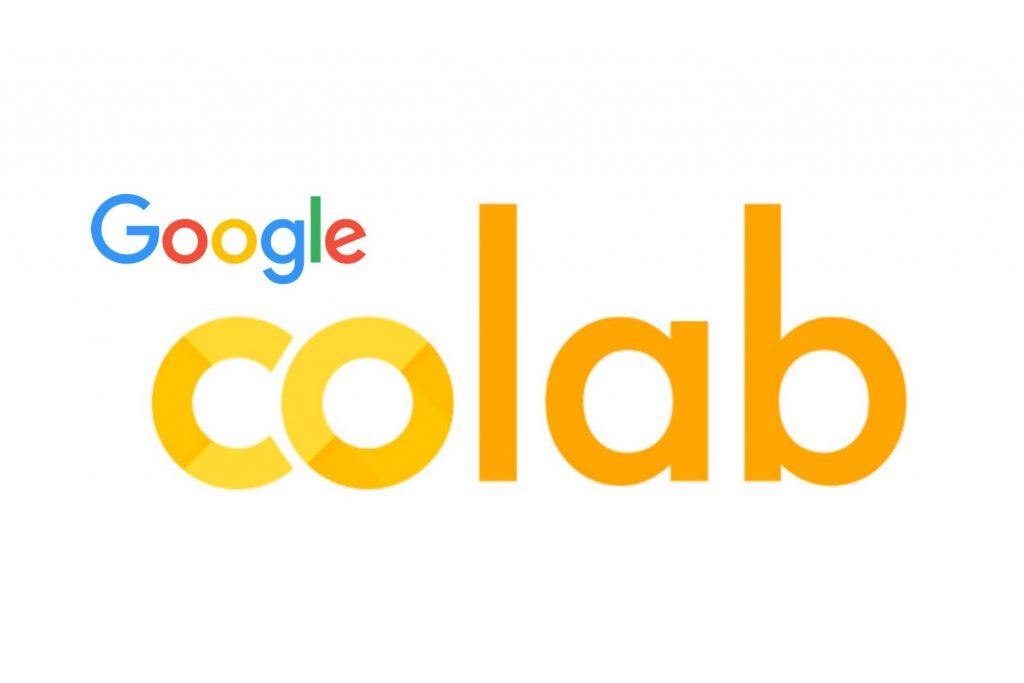Google Colab Logo